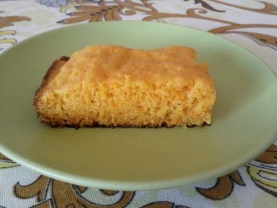 Самый простой рецепт творожного пирога с