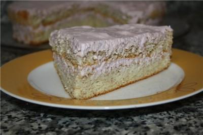Торт фруктовый без муки