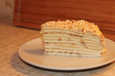 столетний торт рецепт