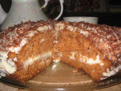 Этот тортик сделать очень легко
