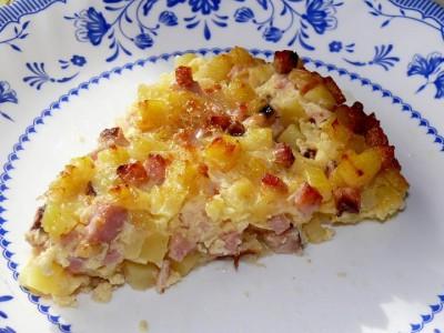 крестьянский завтрак рецепт с фото