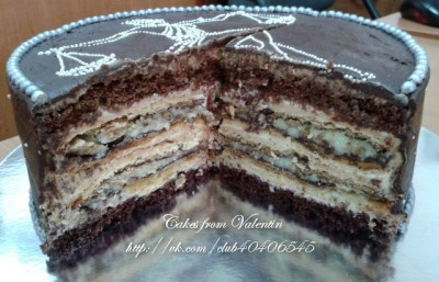 крещатый яр торт рецепт видео