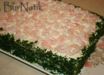 хлебный торт рецепт