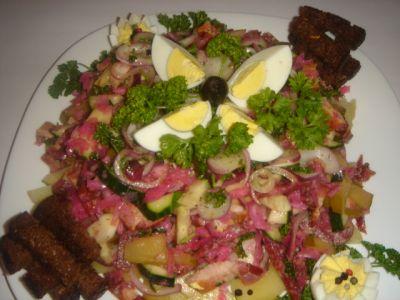 мюнхенский салат say7 рецепты