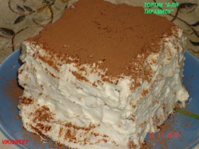 быстрые рецепты тортов с фото