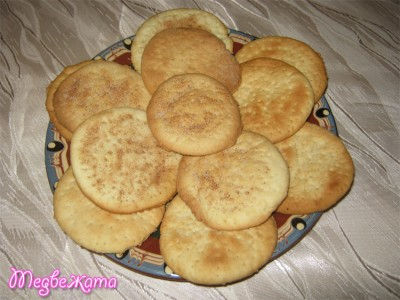 рецепт печенья мария фото