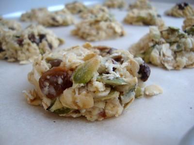 Рецепт печенье здоровье с семечками