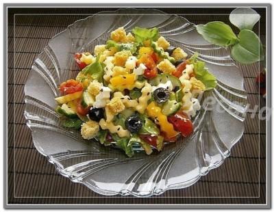фото римский салат