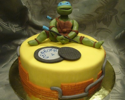 Торт чебурашка, черепаха картинки