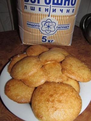Печенье с майонезом бабушкин рецепт