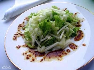 кольраби рецепты салатов