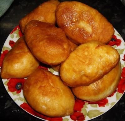 как приготовить пирожки с яблочным вареньем