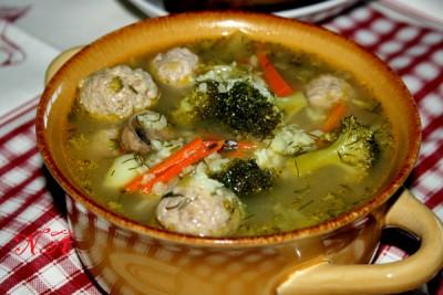 супы с фрикадельками рецепты с фото простые и вкусные
