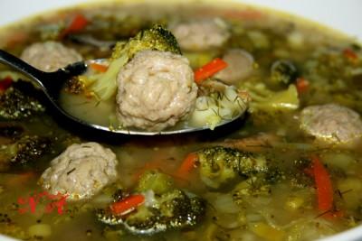 суп из суставов