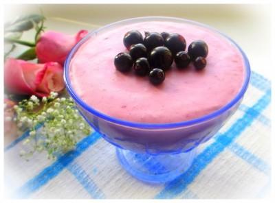 Крем ягодный рецепт