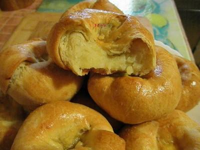 рецепт фото с Кнышики картошкой