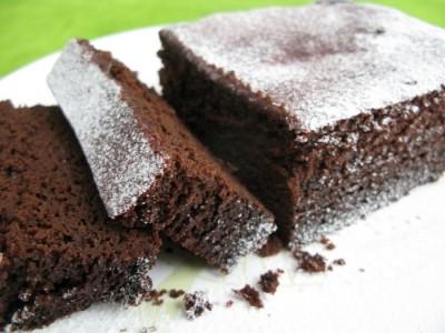 Торт из какао порошка