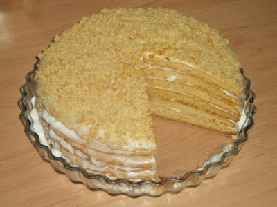 Рецепт бабушкин торт бахетле рецепт