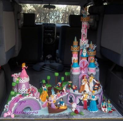 назик фото детские торты