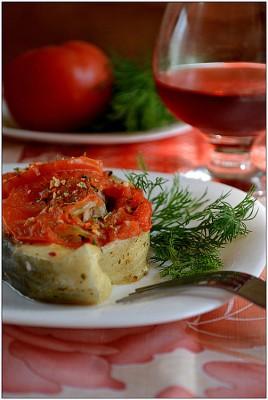 рецепт рыбных котлет в духовке с овощами