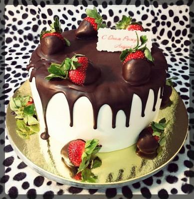 Украшение тортов фото для мужа