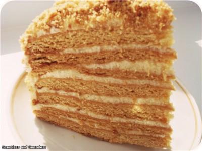 Крем для торта с манной крупы