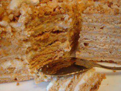 Домашний медовый торт : Торты, пирожные: http://forum.say7.info/topic9764.html