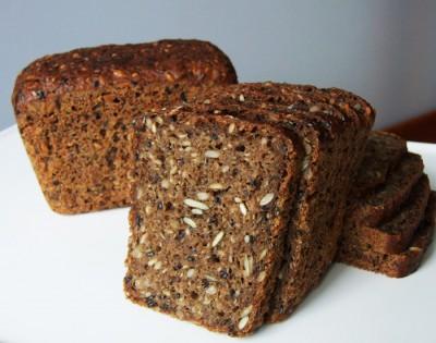 Хлеб из ржаной муки в духовкеы