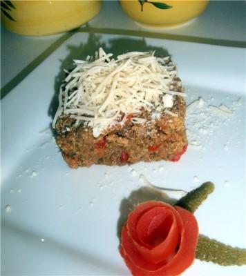 Басма рецепт блюда пошаговый с фото