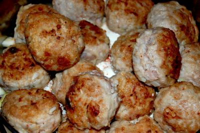 Ежики картофельные рецепт