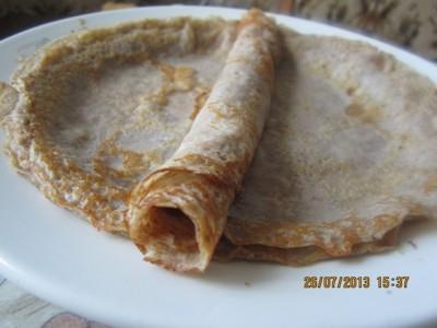 Блины из льняной муки рецепты с фото