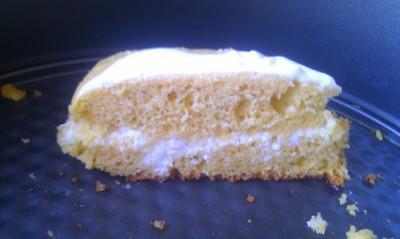Торт негр с черничным вареньем фото 8