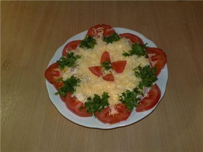 рецепты салатов и закусок с фото простые на праздничный стол без майонеза