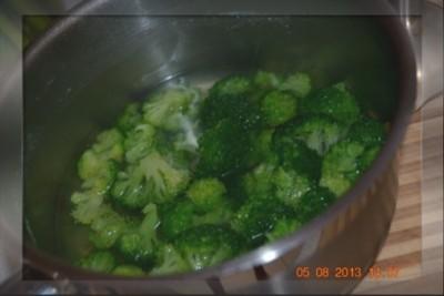 брокколи для детей рецепты приготовления