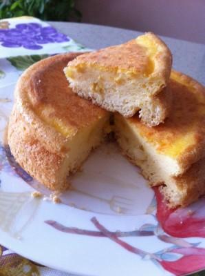рецепт дюкан торт творожный