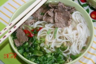 рецепты вьетнамского супа фо