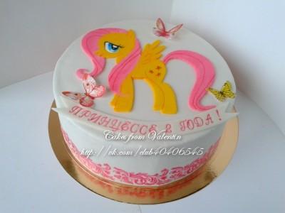 Синие торты на день рождения фото 7