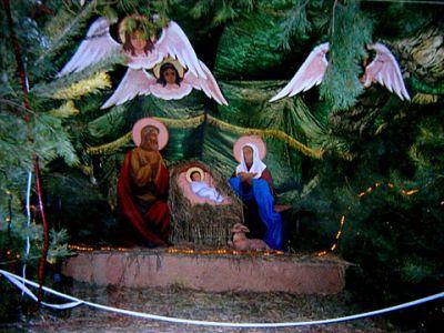 Сценарий Рождества «Рождественский вертеп», Новый год - 2019 изоражения