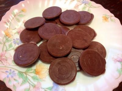 Молочный дю-шоколад