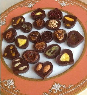 Конфеты из какао своими руками рецепты