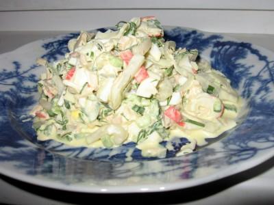 салат из кальмаров рецепт дюкана