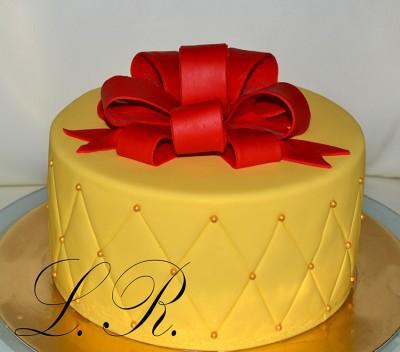 Как сделать торт просто