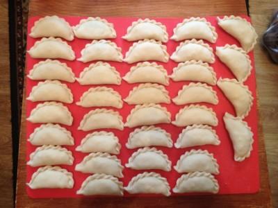 Заварное тесто для вареников рецепт в хлебопечке