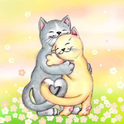 интернет-магазине картинки кошки стихами парусам материал почти впитывает