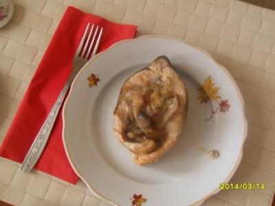 рецепты стейков палтуса в духовке