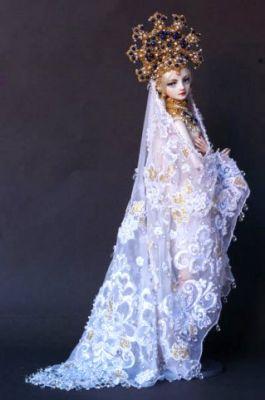 Куклы Марины Бычковой : Рукоделие