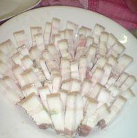 сало соленое