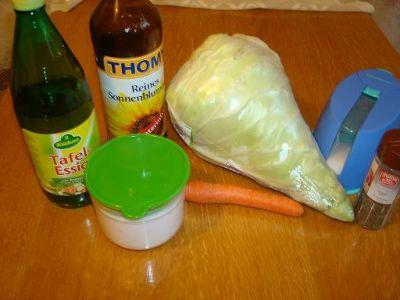 Рецепт капусты скороспелки без уксуса