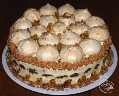 Торт рецепт с фото в домашних условиях