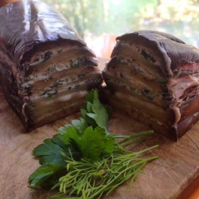 низкокалорийный рецепт приготовления баклажанов
